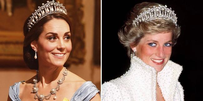 Nàng dâu tinh tế hiếm có chính là Công nương Kate: Thường xuyên bày tỏ lòng kính trọng mẹ chồng qua trang phục  - Ảnh 3.