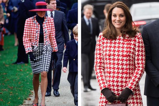 Nàng dâu tinh tế hiếm có chính là Công nương Kate: Thường xuyên bày tỏ lòng kính trọng mẹ chồng qua trang phục  - Ảnh 9.