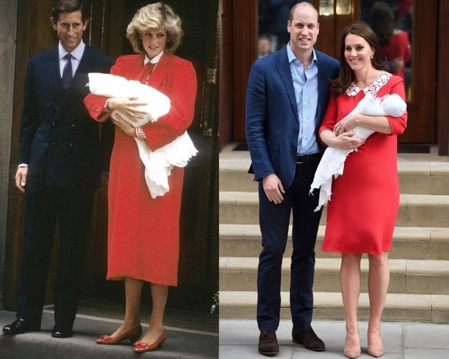 Nàng dâu tinh tế hiếm có chính là Công nương Kate: Thường xuyên bày tỏ lòng kính trọng mẹ chồng qua trang phục  - Ảnh 7.