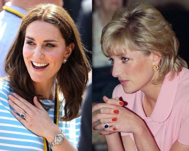 Nàng dâu tinh tế hiếm có chính là Công nương Kate: Thường xuyên bày tỏ lòng kính trọng mẹ chồng qua trang phục  - Ảnh 4.