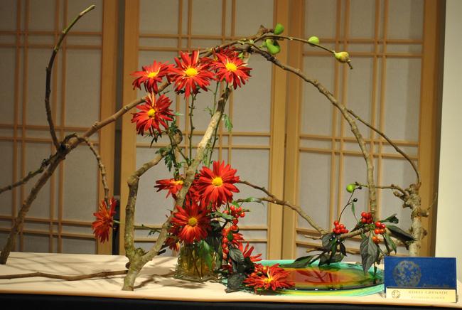 Ikebana - Nghệ thuật cắm hoa kết tinh từ triết lý sống của người dân đất nước Nhật Bản - Ảnh 21.