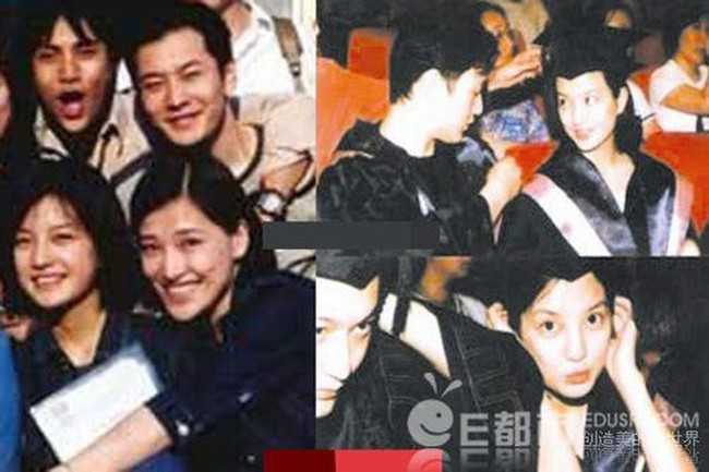 20 years ago, because of this man that Zhao Wei decided to refuse the feeling of Huang Xiaoming - Photo 5.