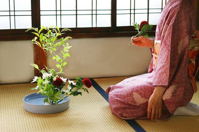 Ikebana - Nghệ thuật cắm hoa kết tinh từ triết lý sống của người dân đất nước Nhật Bản - Ảnh 18.