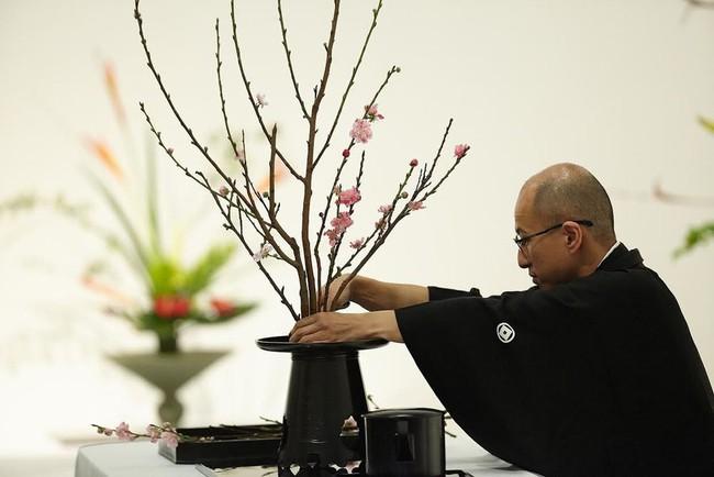 Ikebana - Nghệ thuật cắm hoa kết tinh từ triết lý sống của người dân đất nước Nhật Bản - Ảnh 17.