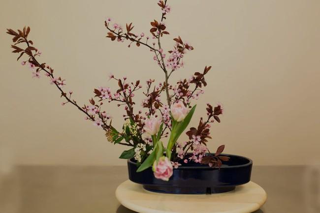 Ikebana - Nghệ thuật cắm hoa kết tinh từ triết lý sống của người dân đất nước Nhật Bản - Ảnh 15.