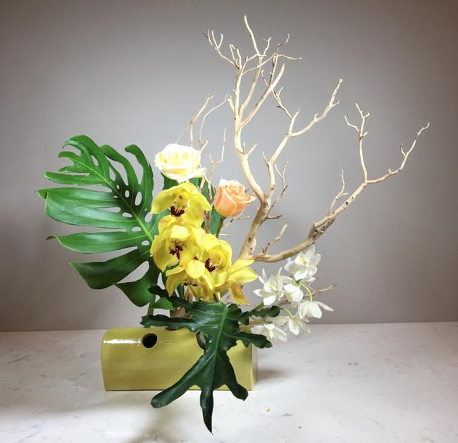 Ikebana - Nghệ thuật cắm hoa kết tinh từ triết lý sống của người dân đất nước Nhật Bản - Ảnh 13.