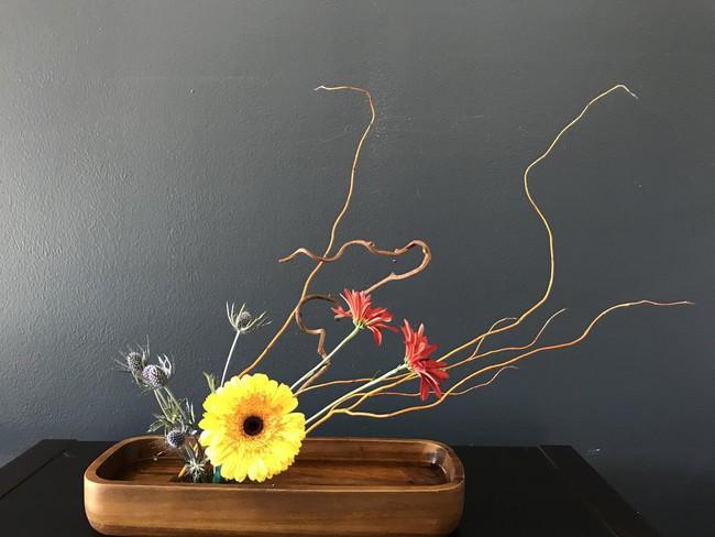 Ikebana - Nghệ thuật cắm hoa kết tinh từ triết lý sống của người dân đất nước Nhật Bản - Ảnh 12.