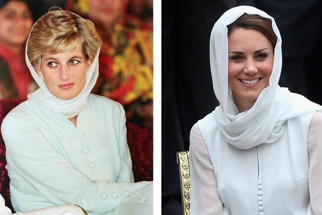 Nàng dâu tinh tế hiếm có chính là Công nương Kate: Thường xuyên bày tỏ lòng kính trọng mẹ chồng qua trang phục  - Ảnh 6.