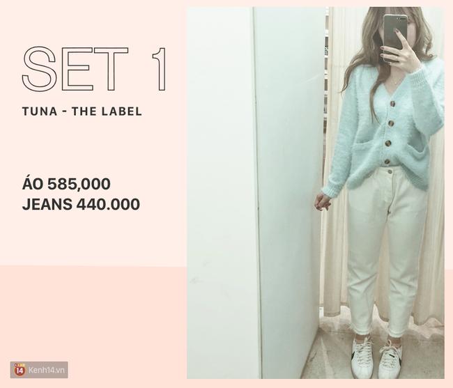 Trời chớm lạnh, nàng công sở xem ngay gợi ý 6 set đồ với áo len mỏng, dễ mặc và giá siêu hợp lý - Ảnh 1.