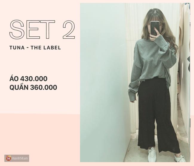 Trời chớm lạnh, nàng công sở xem ngay gợi ý 6 set đồ với áo len mỏng, dễ mặc và giá siêu hợp lý - Ảnh 2.