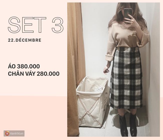 Trời chớm lạnh, nàng công sở xem ngay gợi ý 6 set đồ với áo len mỏng, dễ mặc và giá siêu hợp lý - Ảnh 3.