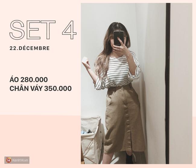 Trời chớm lạnh, nàng công sở xem ngay gợi ý 6 set đồ với áo len mỏng, dễ mặc và giá siêu hợp lý - Ảnh 4.