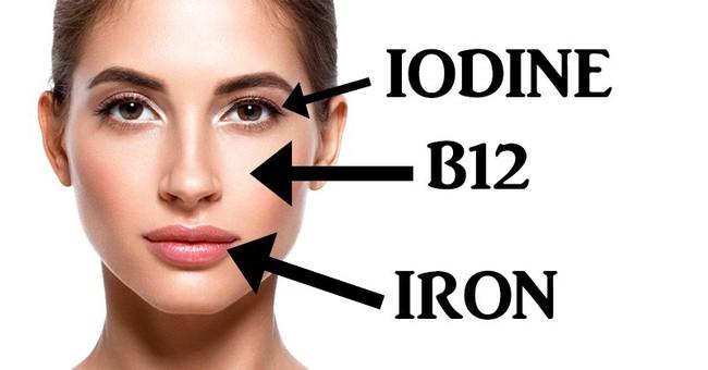 5 dấu hiệu trên khuôn mặt tiết lộ sự thiếu hụt các chất dinh dưỡng mà bạn chỉ cần nhìn vào gương là thấy - Ảnh 1.