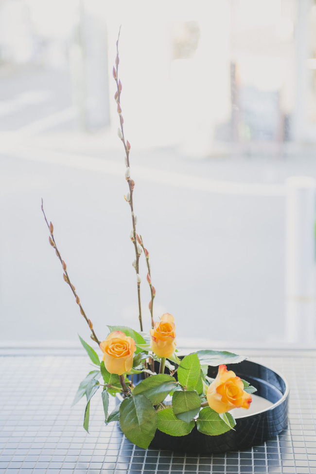 Ikebana - Nghệ thuật cắm hoa kết tinh từ triết lý sống của người dân đất nước Nhật Bản - Ảnh 4.