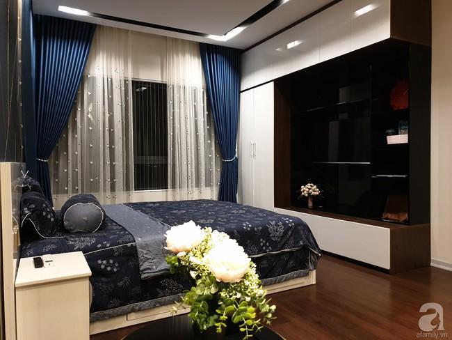 Căn hộ trên tầng 34 được đôi vợ chồng trẻ ở Hà Nội tự tay thiết kế và tâm huyết đến từng m²   - Ảnh 15.