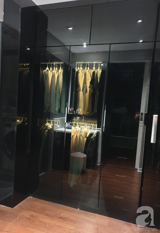 Căn hộ trên tầng 34 được đôi vợ chồng trẻ ở Hà Nội tự tay thiết kế và tâm huyết đến từng m²   - Ảnh 19.