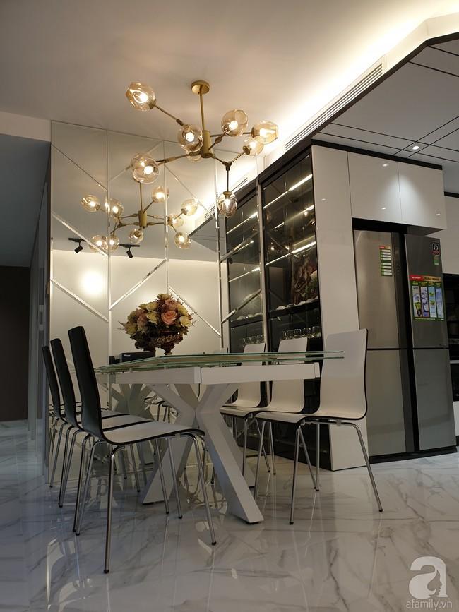Căn hộ trên tầng 34 được đôi vợ chồng trẻ ở Hà Nội tự tay thiết kế và tâm huyết đến từng m²   - Ảnh 11.
