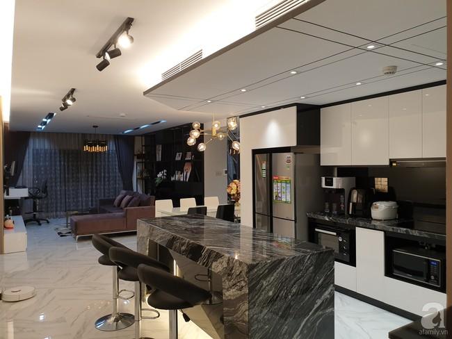 Căn hộ trên tầng 34 được đôi vợ chồng trẻ ở Hà Nội tự tay thiết kế và tâm huyết đến từng m²   - Ảnh 20.
