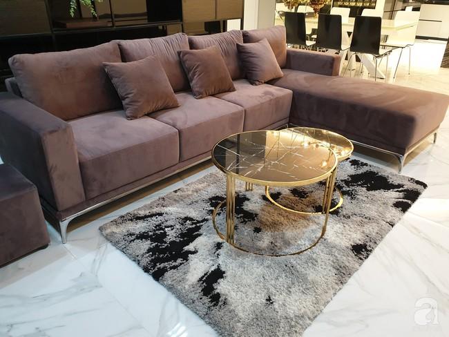 Căn hộ trên tầng 34 được đôi vợ chồng trẻ ở Hà Nội tự tay thiết kế và tâm huyết đến từng m²   - Ảnh 4.