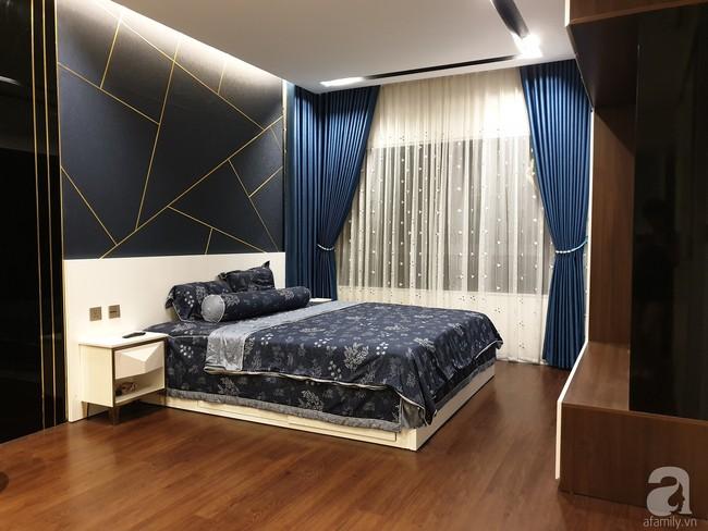 Căn hộ trên tầng 34 được đôi vợ chồng trẻ ở Hà Nội tự tay thiết kế và tâm huyết đến từng m²   - Ảnh 14.