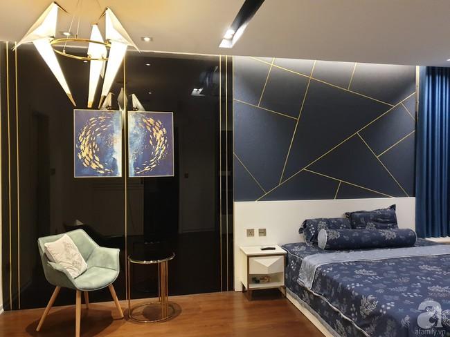 Căn hộ trên tầng 34 được đôi vợ chồng trẻ ở Hà Nội tự tay thiết kế và tâm huyết đến từng m²   - Ảnh 13.