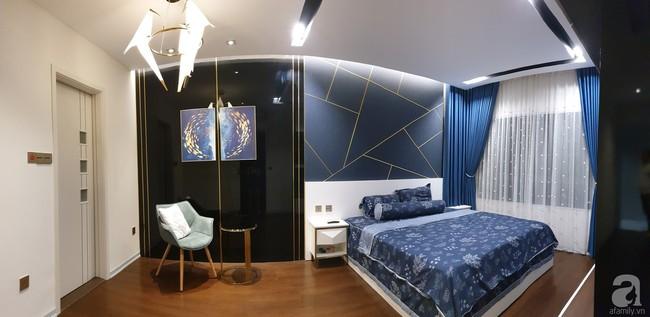 Căn hộ trên tầng 34 được đôi vợ chồng trẻ ở Hà Nội tự tay thiết kế và tâm huyết đến từng m²   - Ảnh 12.