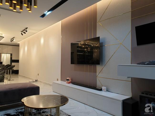 Căn hộ trên tầng 34 được đôi vợ chồng trẻ ở Hà Nội tự tay thiết kế và tâm huyết đến từng m²   - Ảnh 6.
