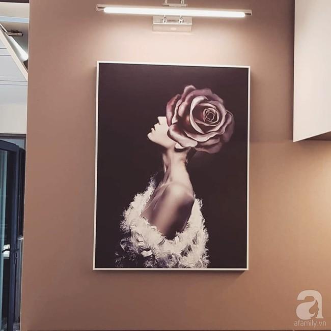 Căn hộ trên tầng 34 được đôi vợ chồng trẻ ở Hà Nội tự tay thiết kế và tâm huyết đến từng m²   - Ảnh 2.