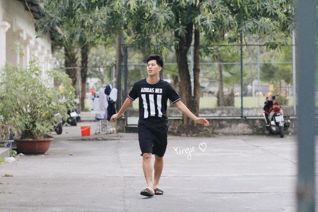 Trần Đình Trọng - Thanh niên nghiêm túc dùng cả thanh xuân để bỏ áo vào quần trên sân đấu - Ảnh 15.