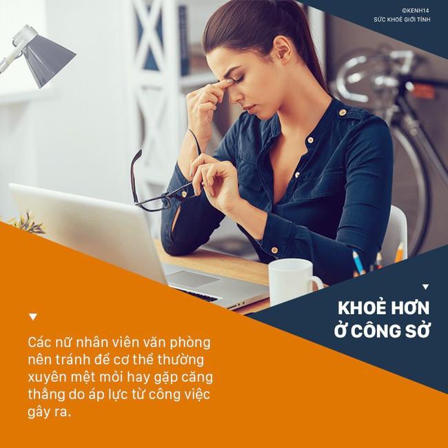 Dân văn phòng dễ bị rối loạn nội tiết chỉ vì hay mắc phải 5 thói quen này - Ảnh 4.