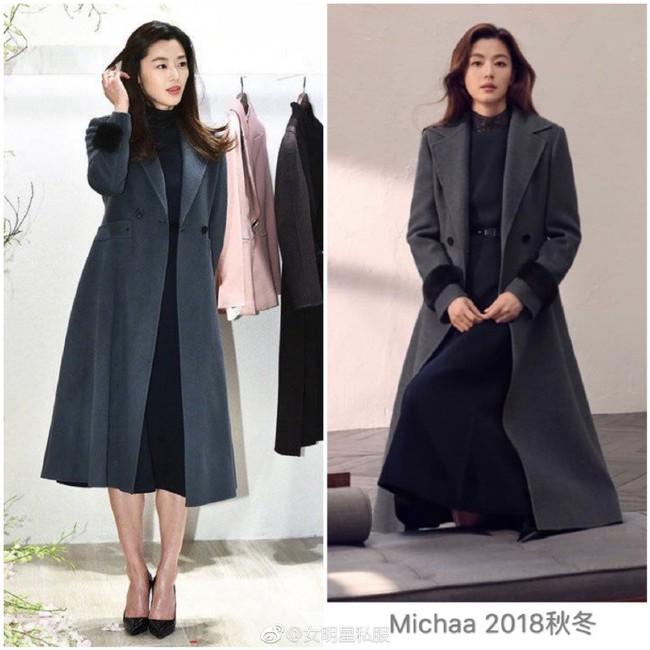 """Jeon Ji Hyun mặc đẹp hơn người mẫu thì ai cũng biết, nhưng cô vẫn phải """"chịu thua"""" trước một người này - Ảnh 4."""