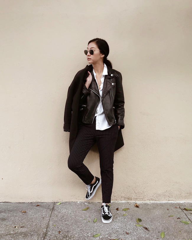 """Kết hợp cực """"ngọt"""" với mọi set đồ, sneakers chính là đôi giày phải sắm trong mùa đông năm nay - Ảnh 12."""