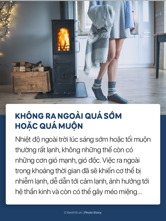 Thời tiết đang trở lạnh và nhiệt độ giảm nhanh, hãy nhớ những điều này để bảo vệ sức khoẻ trong những ngày tới - Ảnh 3.