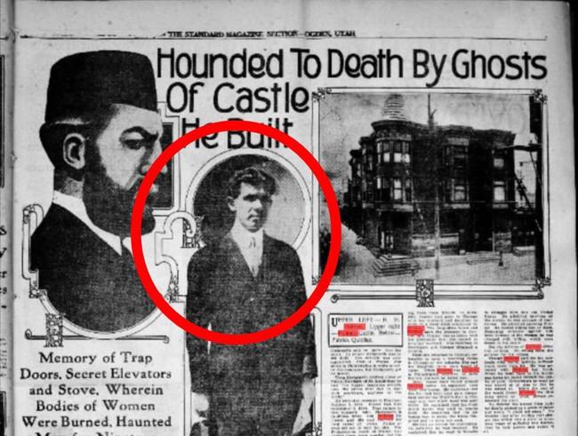 Cơn ác mộng về khách sạn ma quái và bí ẩn bậc nhất nước Mỹ, nơi giăng bẫy của tên tội phạm từng khiến cả thế giới lạnh người - Ảnh 6.