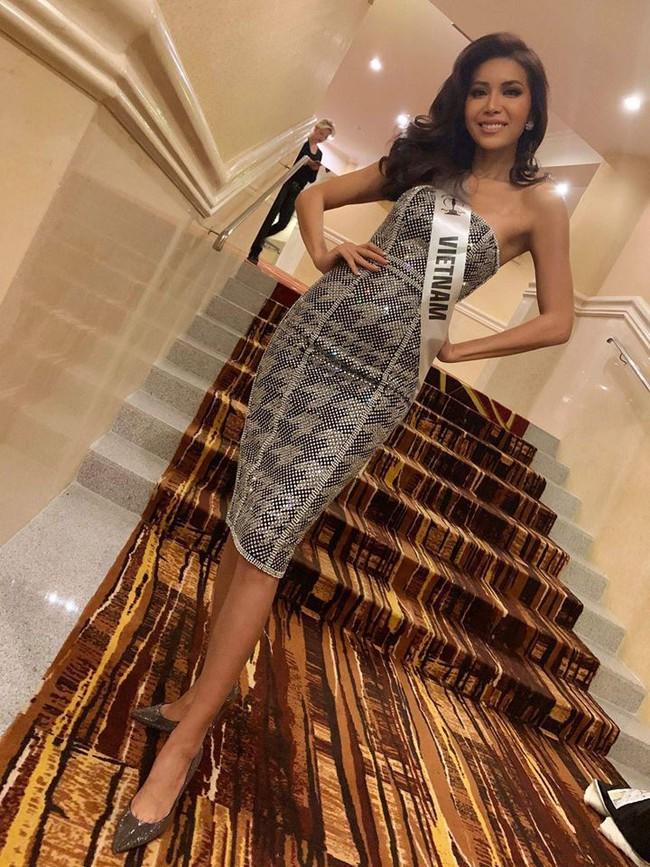 Mới có mấy ngày đến Miss Supranational 2018, Minh Tú chặt đẹp cả dàn thí sinh chỉ bằng kiểu đầm này - Ảnh 10.