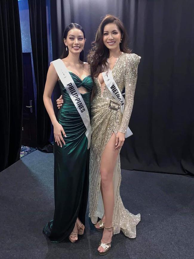 Mới có mấy ngày đến Miss Supranational 2018, Minh Tú chặt đẹp cả dàn thí sinh chỉ bằng kiểu đầm này - Ảnh 4.