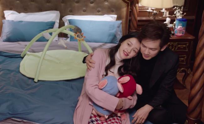Tập cuối Lương Sinh: Chung Hán Lương - Tôn Di vượt qua sóng gió, chào đón đứa con đầu đời xinh xắn  - Ảnh 3.
