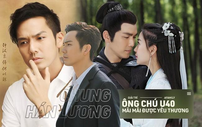 Chung Hán Lương: Ông chú ngôn tình U50 mãi mãi được khán giả yêu thương  - Ảnh 1.