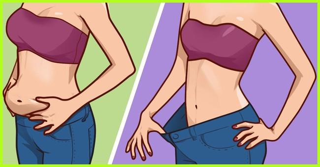 10 bài tập để giúp đốt cháy mỡ bụng cứng đầu của bạn trong chưa đầy một tháng - Ảnh 1.