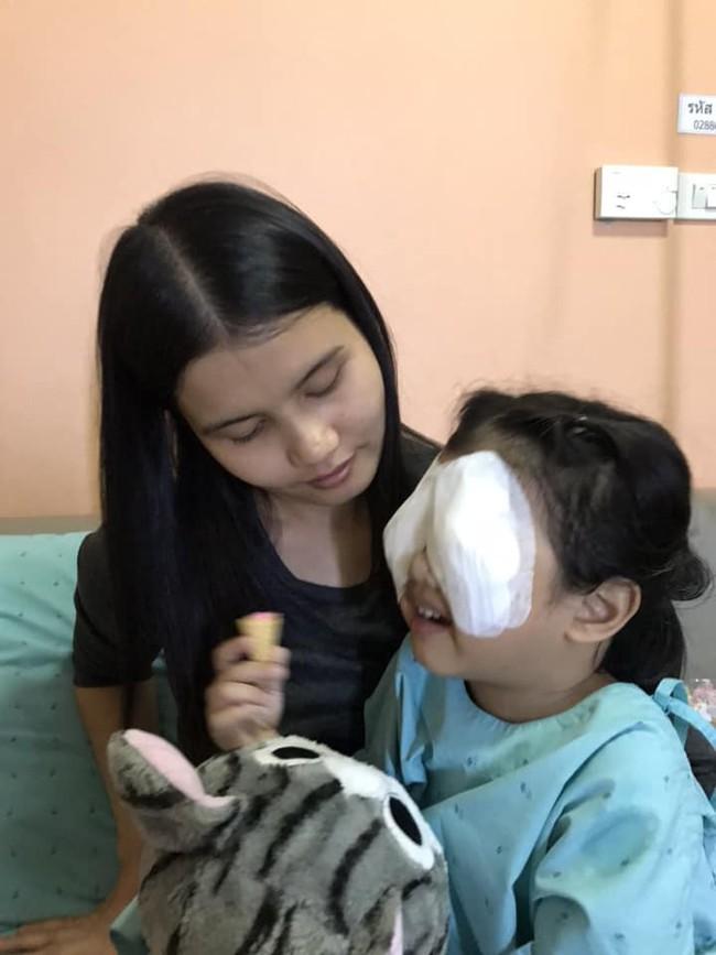 Con gái mới 4 tuổi đã bị mất thị lực suýt mù mắt, ông bố khẩn thiết cảnh báo khiến nhiều phụ huynh giật mình thon thót - Ảnh 4.
