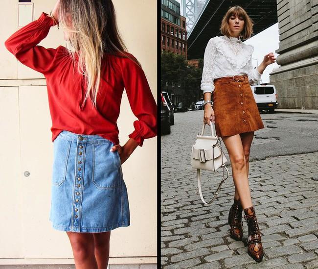 6 kiểu chân váy hack tuổi được dự báo sẽ khiến hội chị em nhiệt tình săn đón trong mùa thu đông này - Ảnh 2.