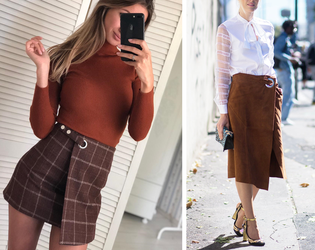 6 kiểu chân váy hack tuổi được dự báo sẽ khiến hội chị em nhiệt tình săn đón trong mùa thu đông này - Ảnh 3.