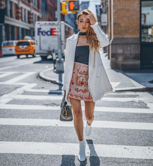 6 kiểu chân váy hack tuổi được dự báo sẽ khiến hội chị em nhiệt tình săn đón trong mùa thu đông này - Ảnh 5.