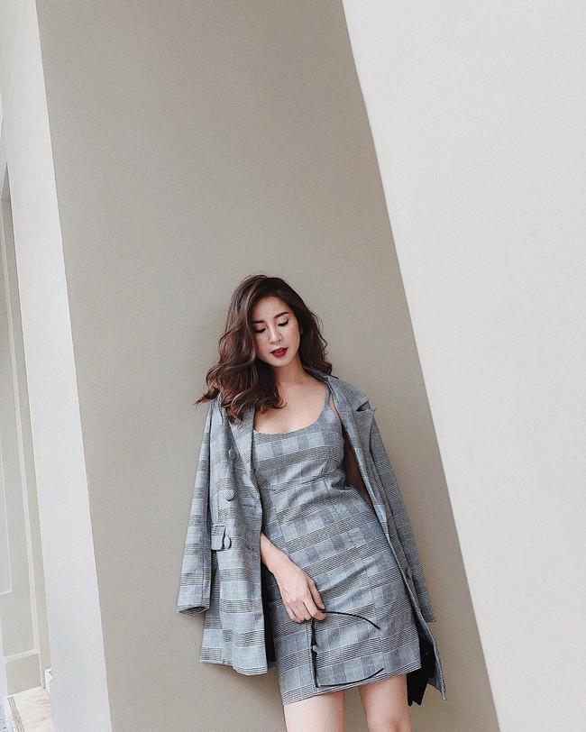 Street style tuần này: Hằng Túi huýt sáo đi đẻ được mọi người khen hết lời vì diện váy vừa đẹp lại sang  - Ảnh 4.