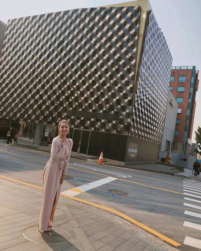 Street style tuần này: Hằng Túi huýt sáo đi đẻ được mọi người khen hết lời vì diện váy vừa đẹp lại sang  - Ảnh 11.