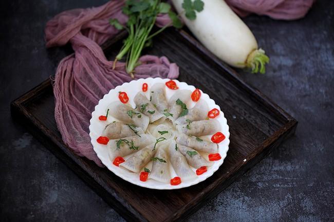 Chỉ với 30k bạn có ngay món củ cải hấp thịt nhìn sang xịn như nhà hàng  - Ảnh 6.