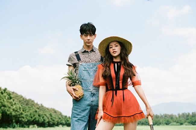 Đỏ mặt với loạt cảnh cởi áo khoe thân 16+ của Chi Pu và tình tin đồn Jin Ju Hyung - Ảnh 8.
