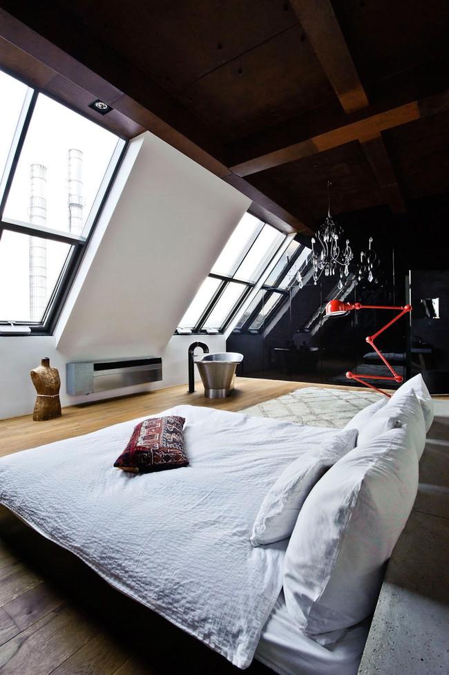 Như ở trong giấc mơ với 20 phòng ngủ trên tầng áp mái vô cùng xinh đẹp - Ảnh 13.