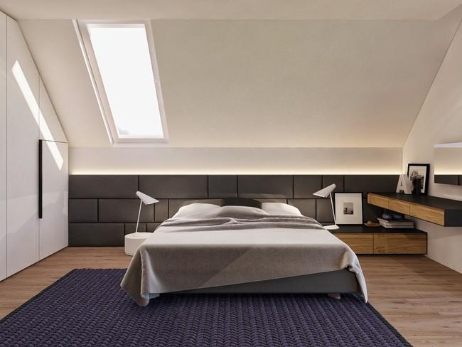 Như ở trong giấc mơ với 20 phòng ngủ trên tầng áp mái vô cùng xinh đẹp - Ảnh 20.