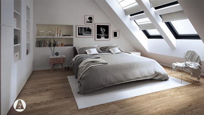Như ở trong giấc mơ với 20 phòng ngủ trên tầng áp mái vô cùng xinh đẹp - Ảnh 4.